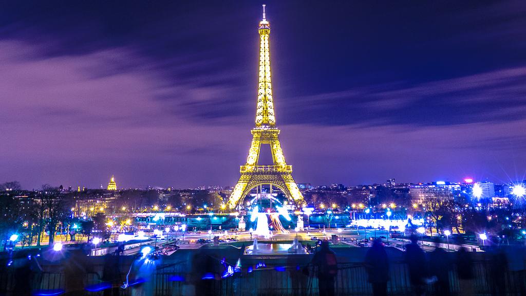 Photo Sur Paris